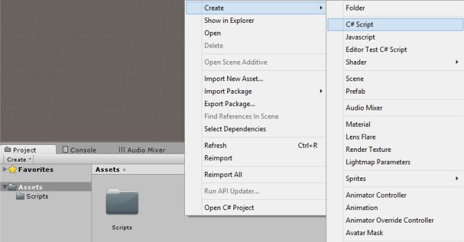 Quad or Objects grid creation for unity 3D tutorial C#